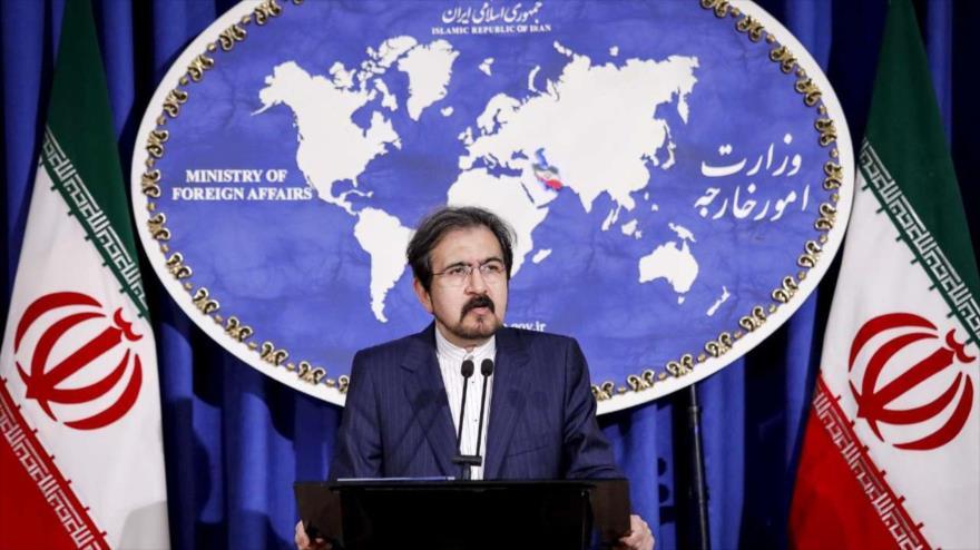 Irán convoca a embajador tayiko por 'acusaciones infundadas'