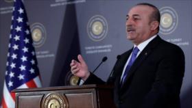 Turquía condena sanciones de EEUU y promete tomar represalias
