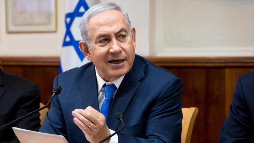 Netanyahu Amenaza a Irán con conflicto militar en el mar Rojo