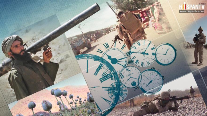10 Minutos: Raíces de Talibán