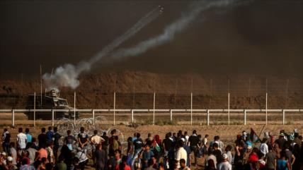 """""""Restricciones de Israel nunca afectarán las Marchas del Retorno"""""""