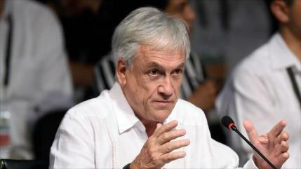 Sondeo: La popularidad de Sebastián Piñera cae 11 % solo en julio