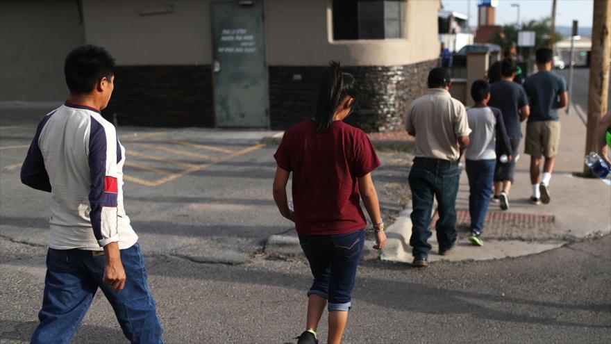 500 padres inmigrantes detenidos inician huelga de hambre en EEUU