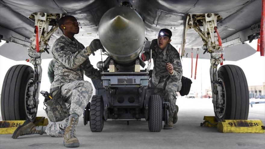 EEUU vende 2600 bombas por un valor de $ 40 millones a Kuwait