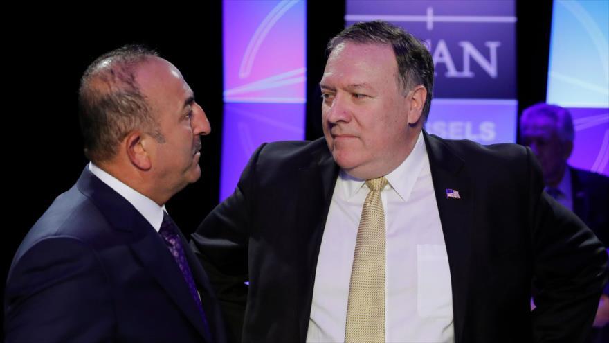 Turquía a EEUU: Deja el lenguaje amenazante que ya no funciona