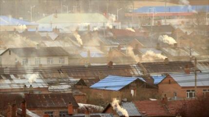 Altos niveles de gases invernaderos causan un calor insoportable