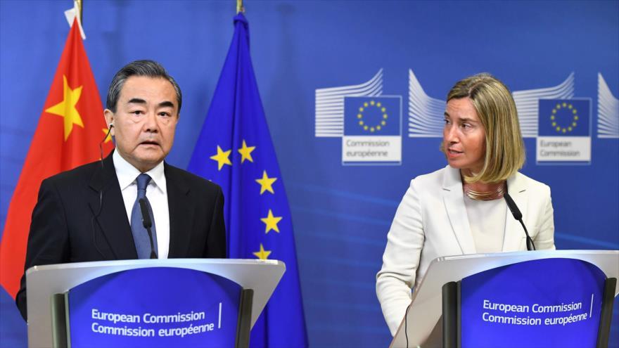 China y la UE muestran su apoyo al acuerdo nuclear iraní