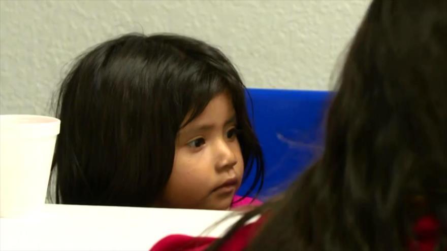 Políticas migratorias de EEUU afectan a 2200 niños guatemaltecos