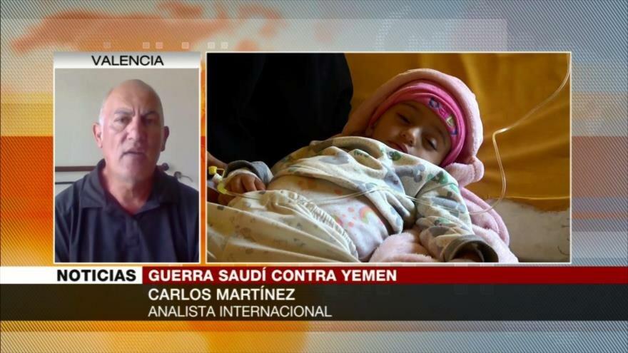 Carlos Martínez: El TPI debe juzgar bombardeos saudíes en Yemen