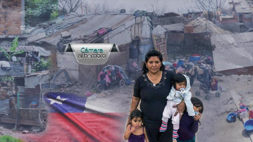 Cámara al Hombro: Hacinamiento y altos costos de la vivienda en Chile