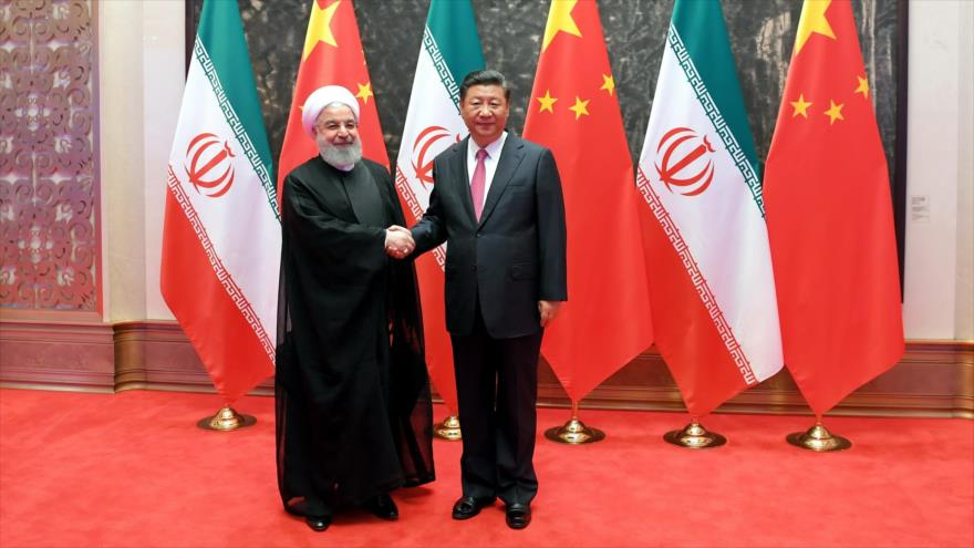 China defiende sus lazos con Irán y los califica de 'legítimos'