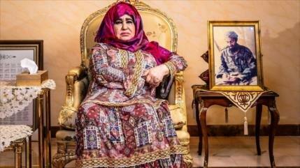 Madre de Bin Laden: Fue un niño bueno, pero le lavaron el cerebro