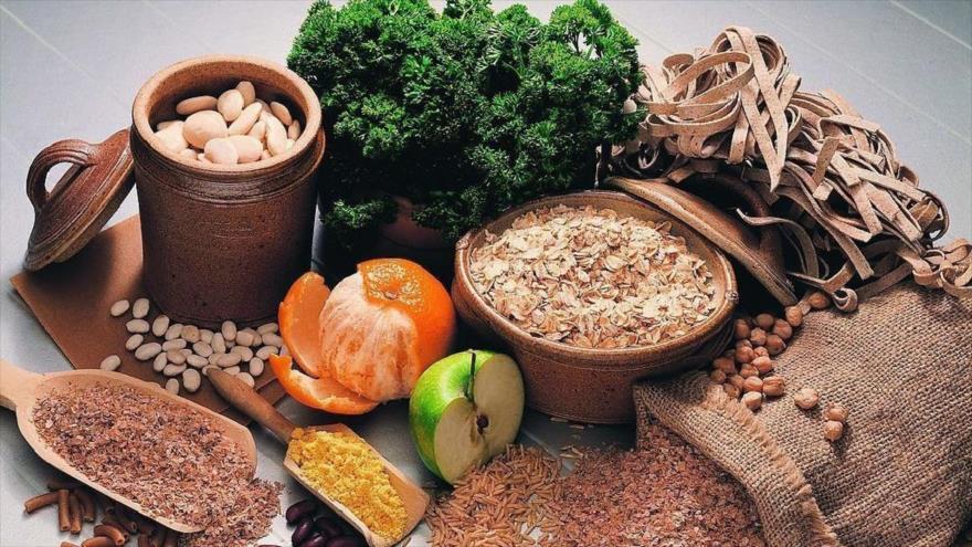 Alimentos ricos en fibra, los mejores para combatir la ansiedad.