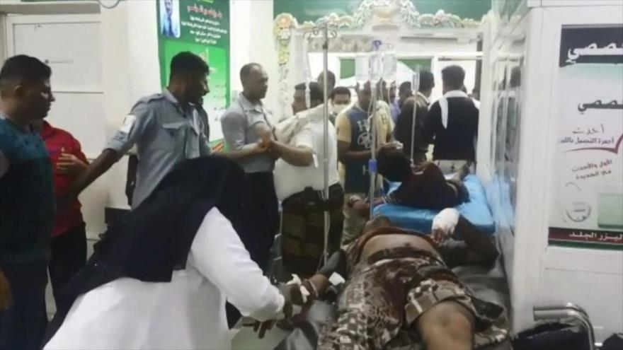 La ONU denuncia bombardeo del mayor hospital yemení por Arabia Saudí