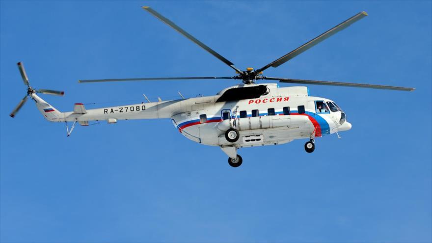 Se estrelló un avión ruso en Siberia y dejó 18 heridos