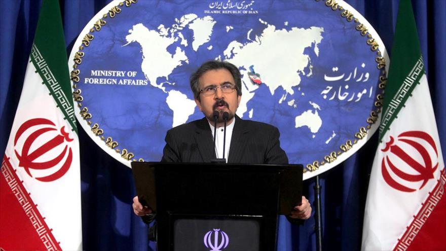 'Teherán no dialogará con EEUU, cómplice de terroristas antiraníes'