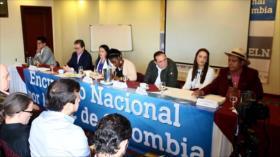 Colombianos realizan Encuentro Nacional por la Paz