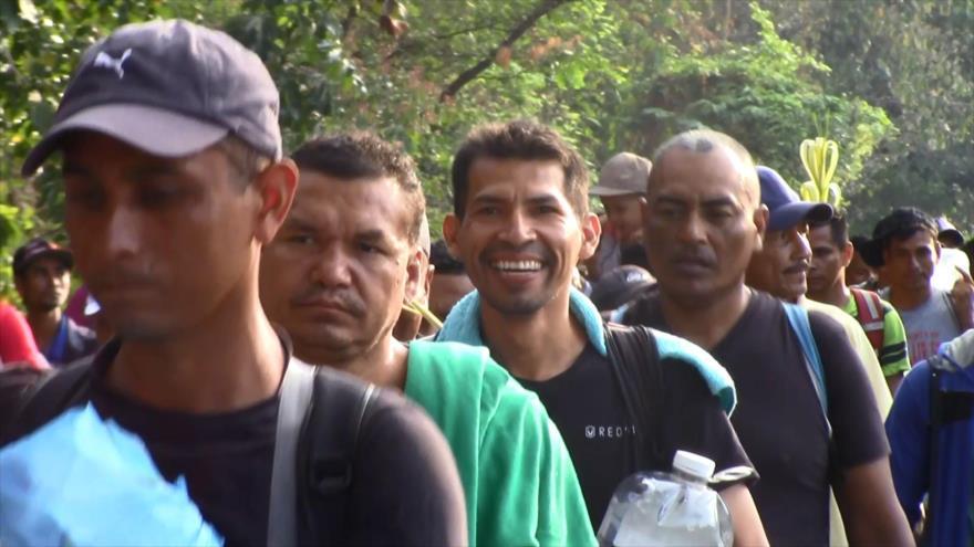 Pandillas centroamericanas extorsionan a migrantes en Chiapas