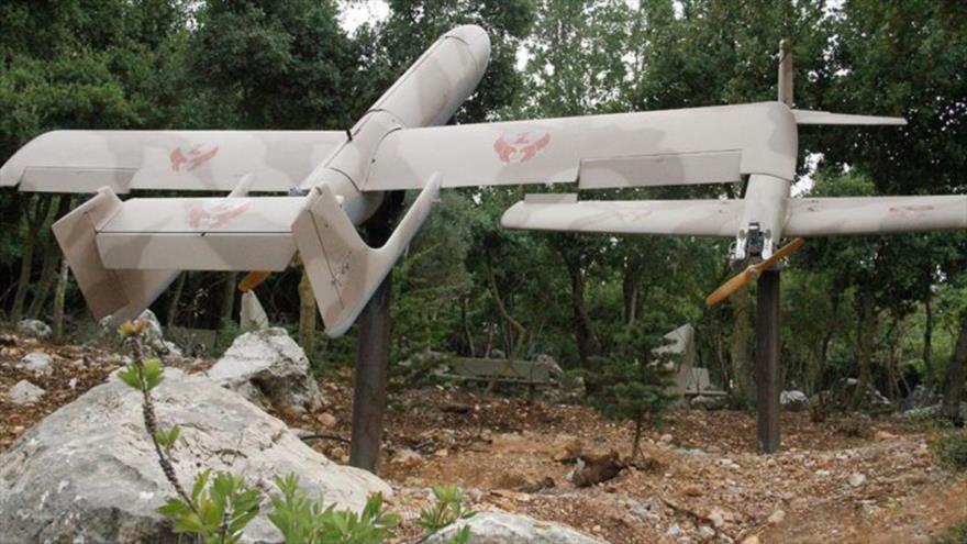Vídeo: Hezbolá estrena por primera vez su escuadrón de drones
