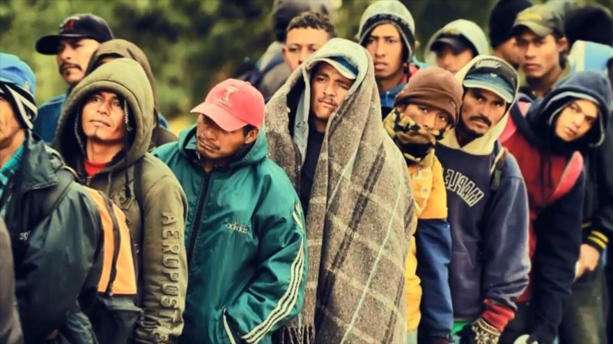 Desde México; Los migrantes que nadie ve: los centroamericanos