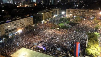 """Israelíes vuelven a rechazar ley """"estado-nación judío"""""""