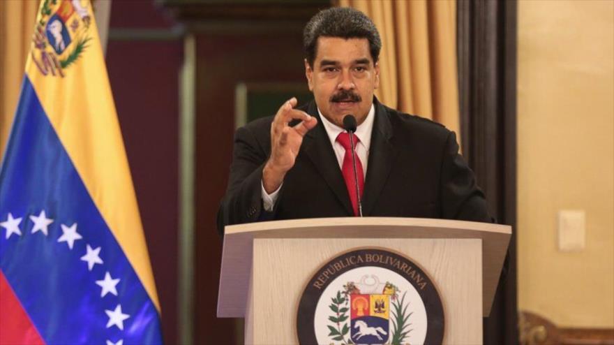 Vídeo: Maduro acusa a Colombia de intento fallido de magnicidio