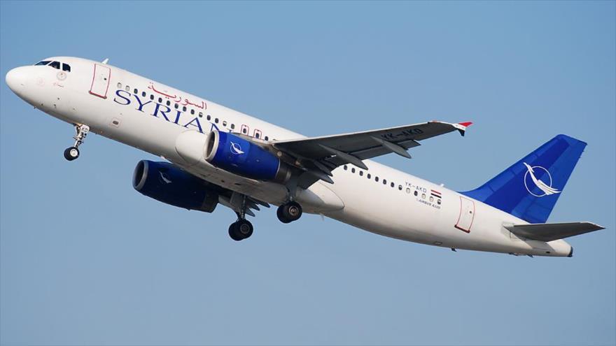 12 compañías aéreas piden reanudar vuelos a Siria