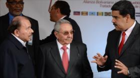 Cuba y Nicaragua condenan enérgicamente atentado contra Maduro