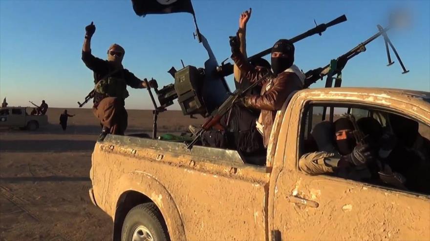 'EEUU cometió la peor violación a derechos humanos creando Daesh'