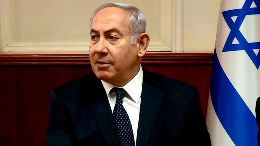 "Pese a protestas, Netanyahu defiende ley ""estado-nación judío"""