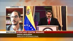 Diego Sequera: Venezuela laboratorio militar en guerra neoliberal
