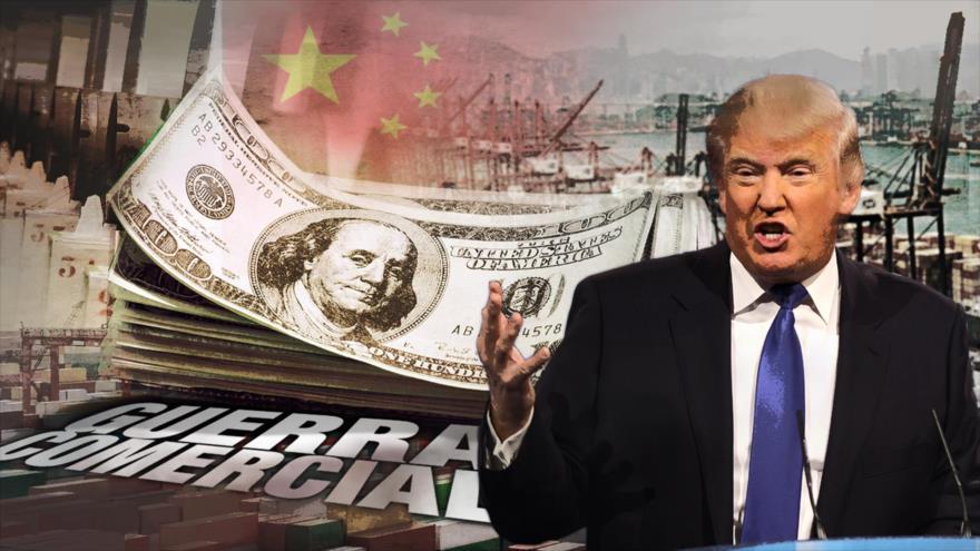 Detrás de la Razón: ¿Quién ganará la guerra entre Estados Unidos y China?