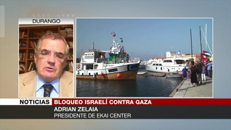 Zelaia: Con apoyo de EEUU, Israel abusa derechos de palestinos