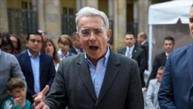 Álvaro Uribe insta a EEUU a intervenir militarmente en Venezuela
