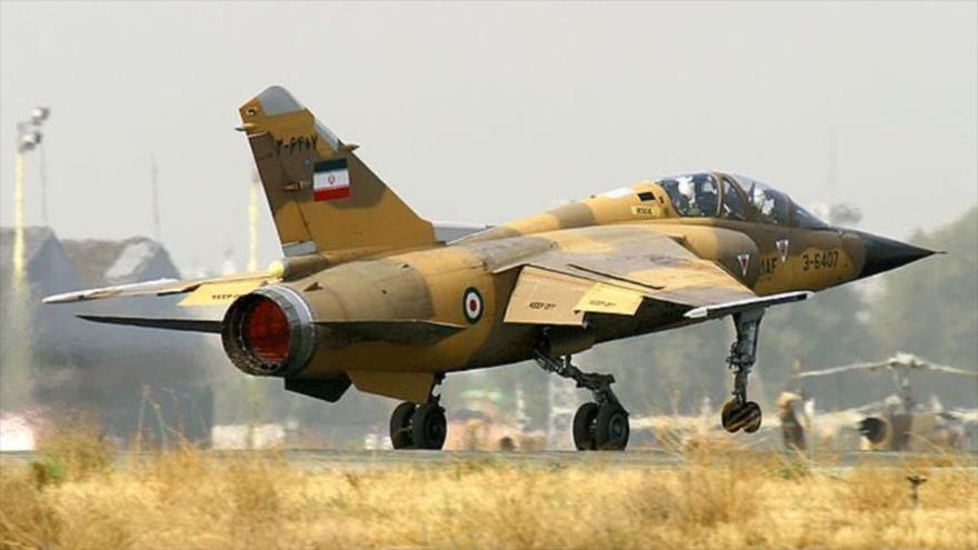 Fuerza Aérea de Irán actualiza dos aviones de guerra Mirage y F-5 | HISPANTV