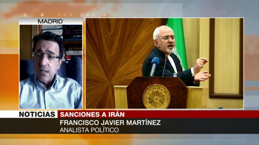 Francisco Javier Martínez: EEUU busca destruir a todo Irán