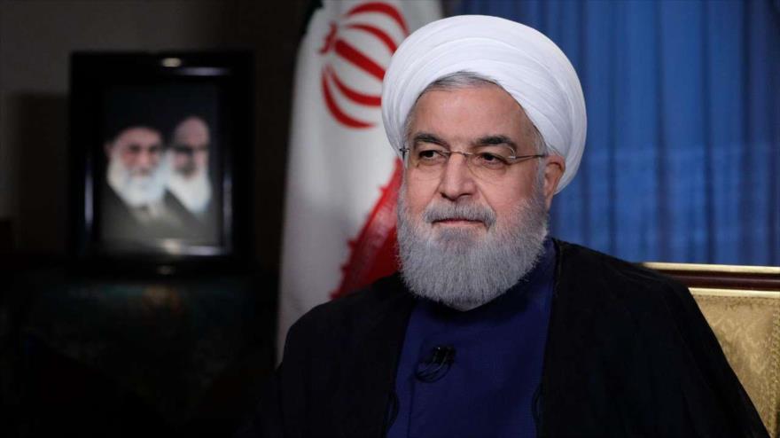 Presidente iraní vaticina buen futuro para Siria, Irak y Yemen