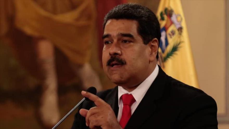 Hezbolá condena atentado fallido contra Maduro: 'Fue complot de EEUU'