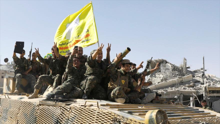 'Kurdos ayudarán al Ejército sirio en ofensiva anti-EIIL en Al-Sweida'
