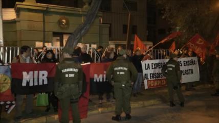 Exigen que Chile condene atentado contra presidente Maduro