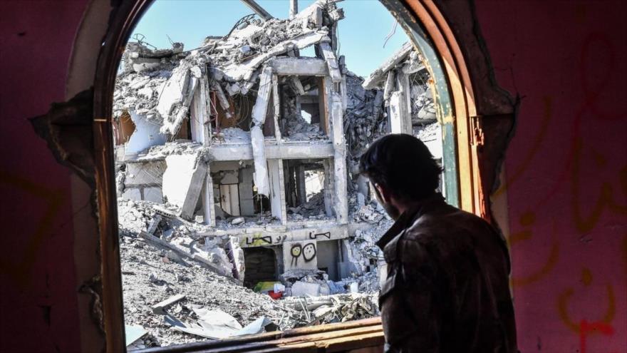 ONU cifra en $ 400 000 millones daños materiales de conflicto de Siria
