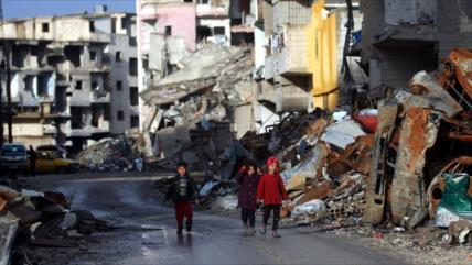 Coalición de EEUU admite haber matado a 77 civiles sirios