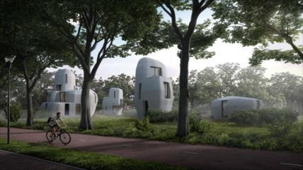Así será el primer 'barrio impreso' del mundo