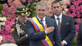 Iván Duque asume el mando presidencial en Colombia