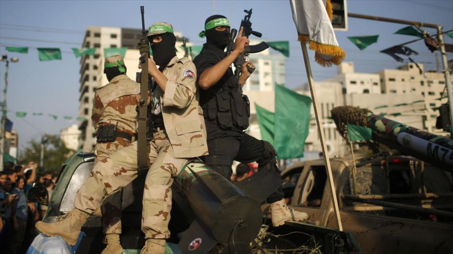 HAMAS promete vengarse de Israel por asesinar a sus combatientes