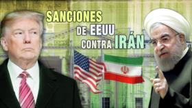 Detrás de la Razón: EEUU declara la guerra a Irán, es la más asfixiante de la historia; dice Trump