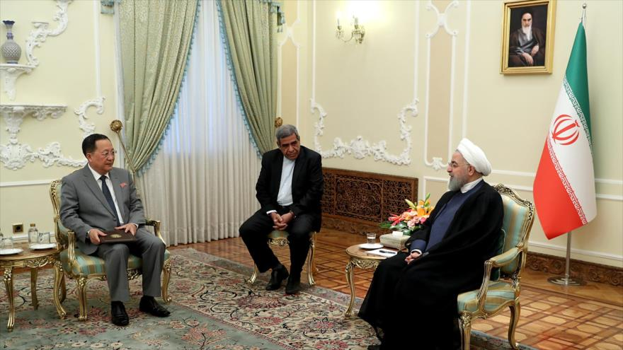 Irán: EEUU no es confiable ni responsable con sus obligaciones