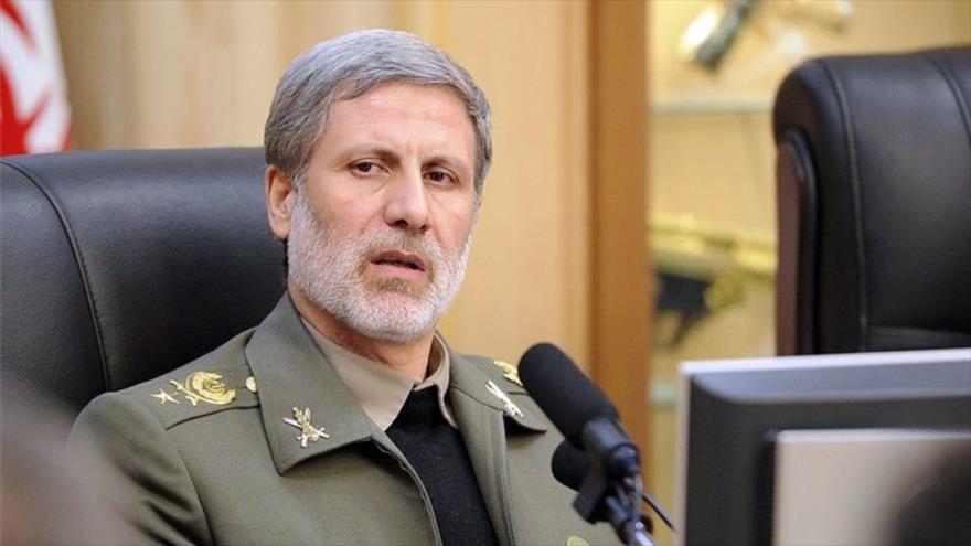 El ministro iraní de Defensa, el general de brigada Amir Hatami.