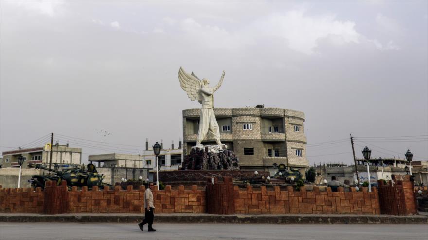 Rápida reconstrucción de Siria: 120 casas restauradas en una semana