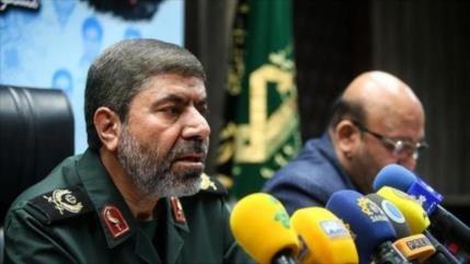 Vocero militar: Irán dará respuesta aplastante a cualquier amenaza